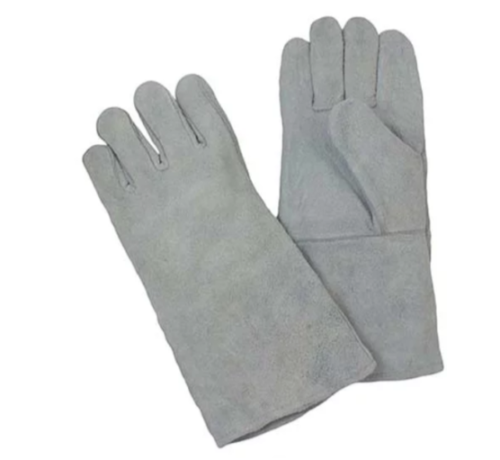 GLOVES - WELDERS LEATHER ~12